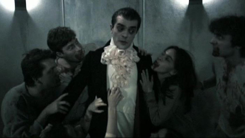 Vampire Conspiracy