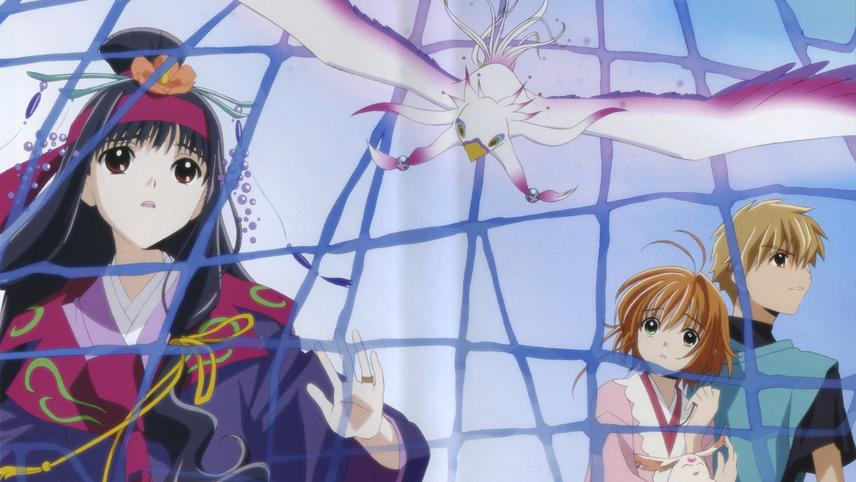 Tsubasa: The Movie: The Princess in the Birdcage Kingdom