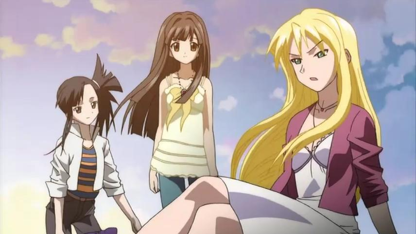 Negima: Spring and Summer