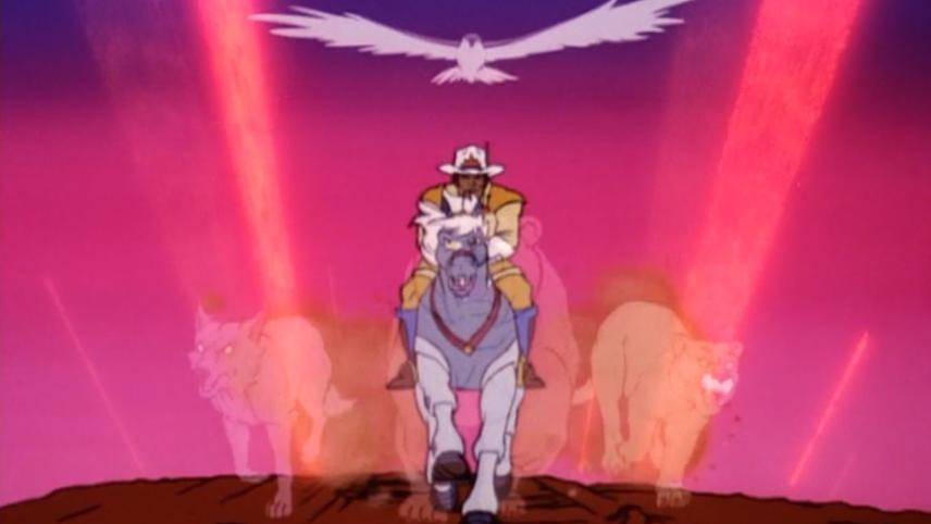 Legend of BraveStarr: The Movie