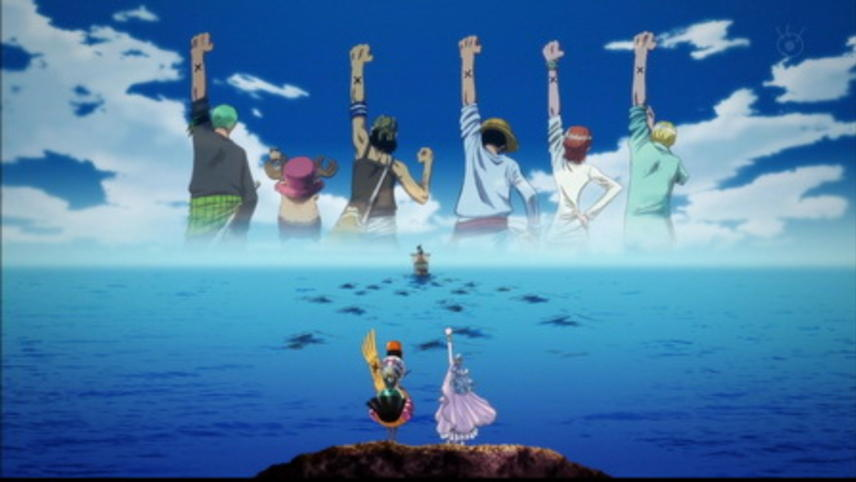 One Piece: Episode of Alabasta