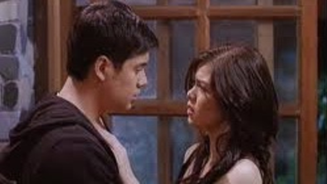 Excited Shaina magdayao love scene know nothing