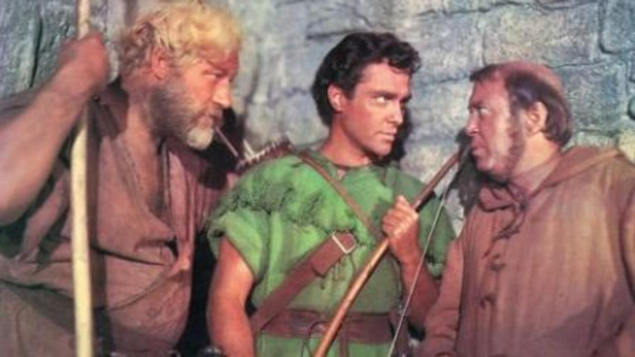 a look at the legendary story of robin hood in robin hood and allen a dale Robin hood and allin a dale: perhaps reaching his zenith as alan a dale, played by bing crosby in robin and the does not necessarily set this story in.