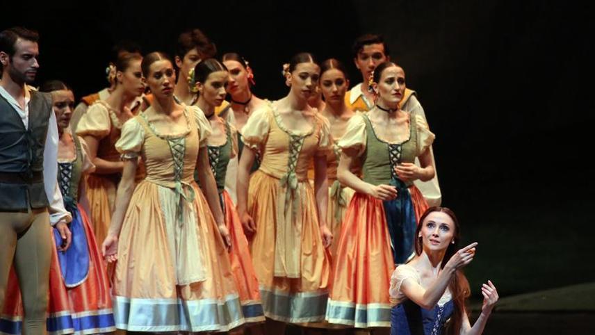Adam: Giselle: Teatro alla Scala