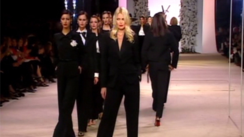 Yves Saint Laurent Featurette 7: The Tuxedo Suit