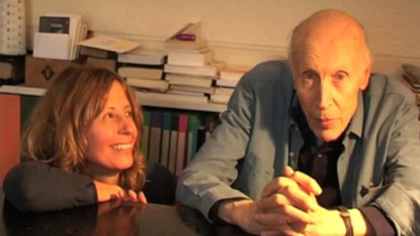 A Few Moments with Éric Rohmer