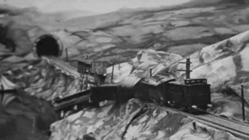 A Railroad Wreck