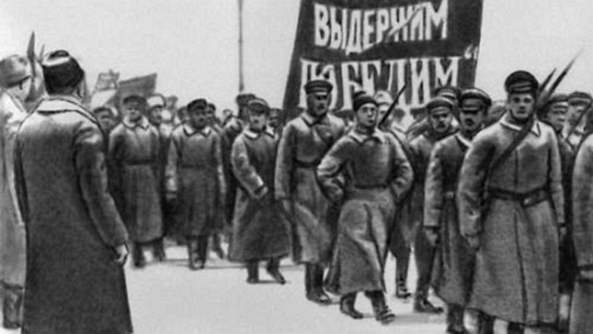 Forward, Soviet!