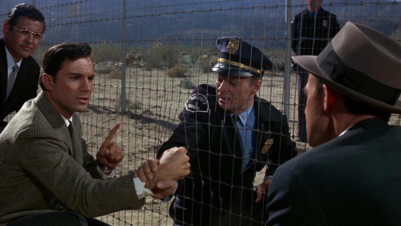 Geheimagent Barrett Greift Ein 1965 Mubi