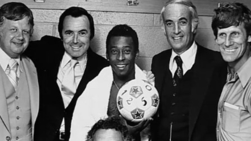 Once in a Lifetime: The Extraordinary Story of the New York Cosmos