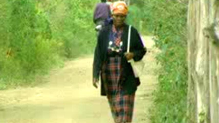 Monica Wangu Wamwere, Unbroken Spirit