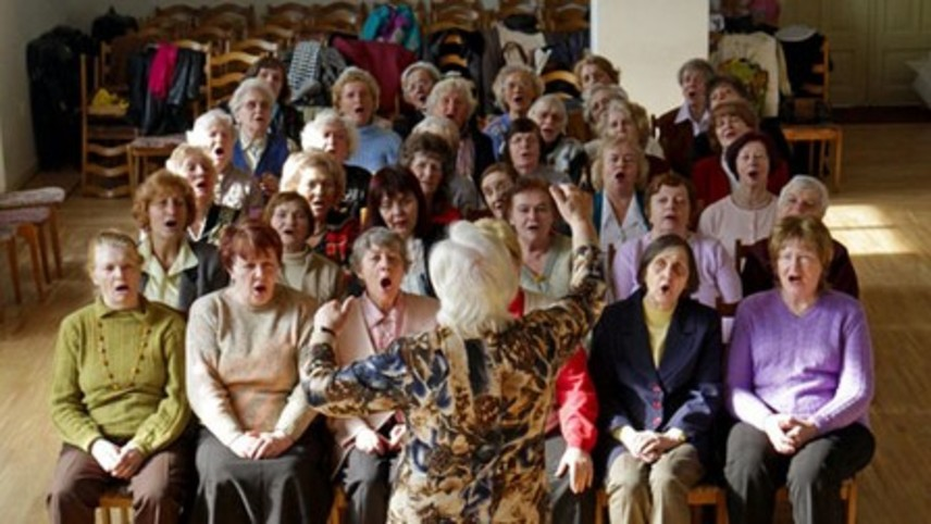 Singing Grandmas