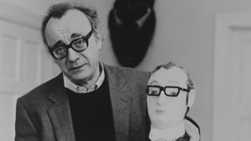 Alfred Brendel: Man and Mask