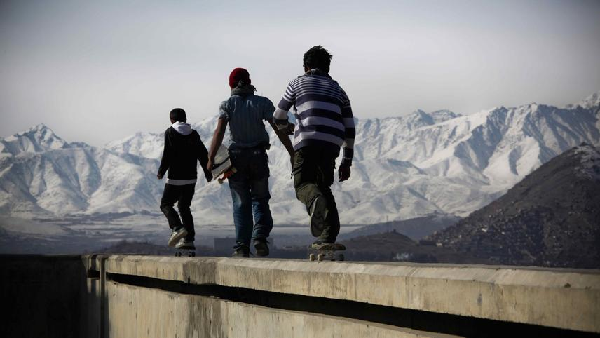 Skateistan: To Live & Skate in Kabul