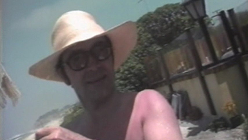 A Weekend at the Beach, with Jean-Luc Godard