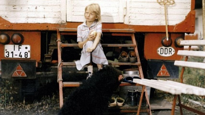 Sabine Kleist, Aged Seven...