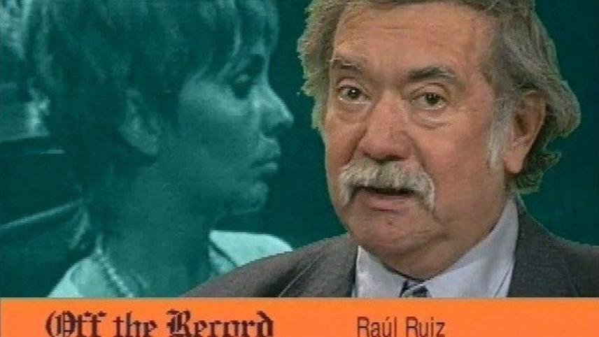 Off the Record: Entrevista a Raúl Ruiz