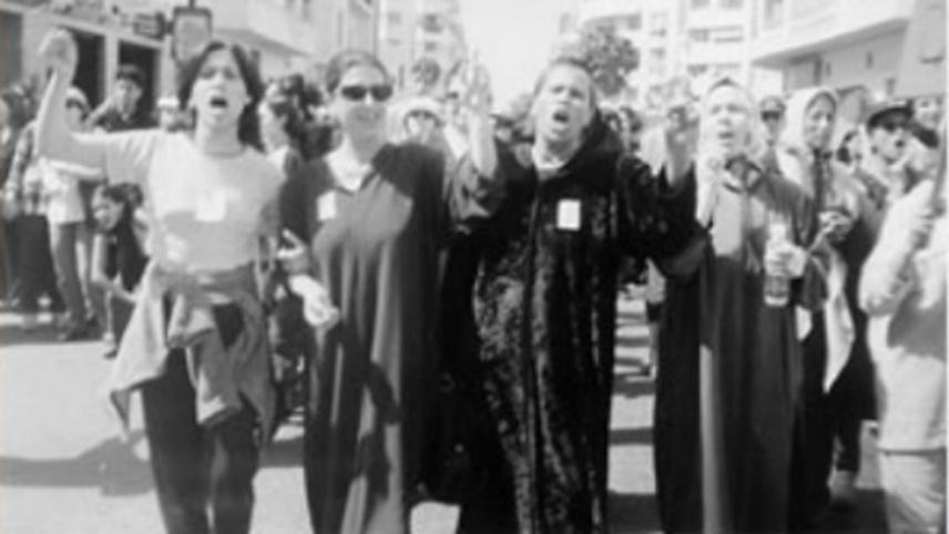 Femmes de la Medina