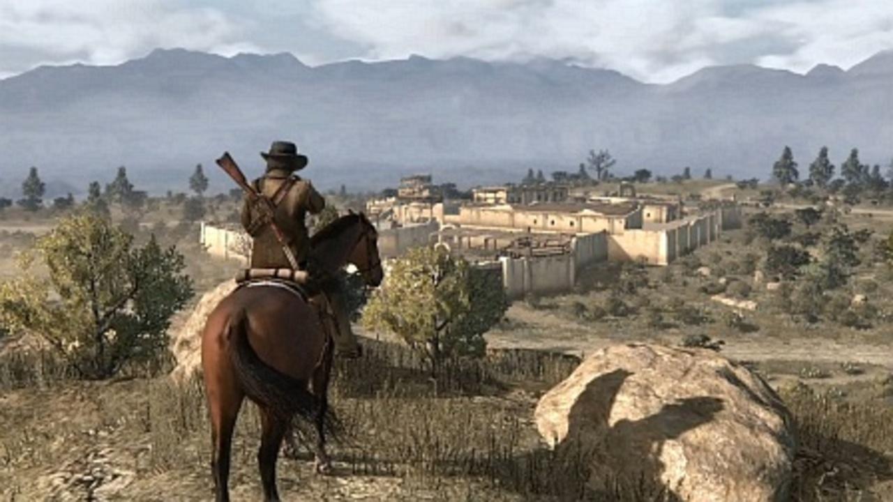Red Dead Redemption полное описание отзывы и рецензии оценки пользователей официальный сайт