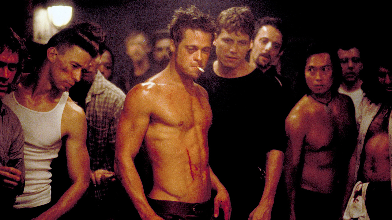 the curiosities of benjamin button on notebook  fight club