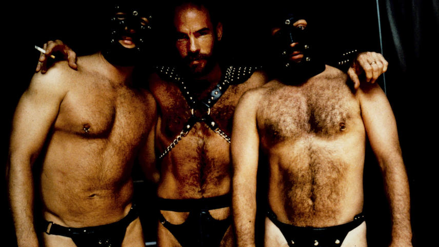 Menmaniacs: The Legacy of Leather