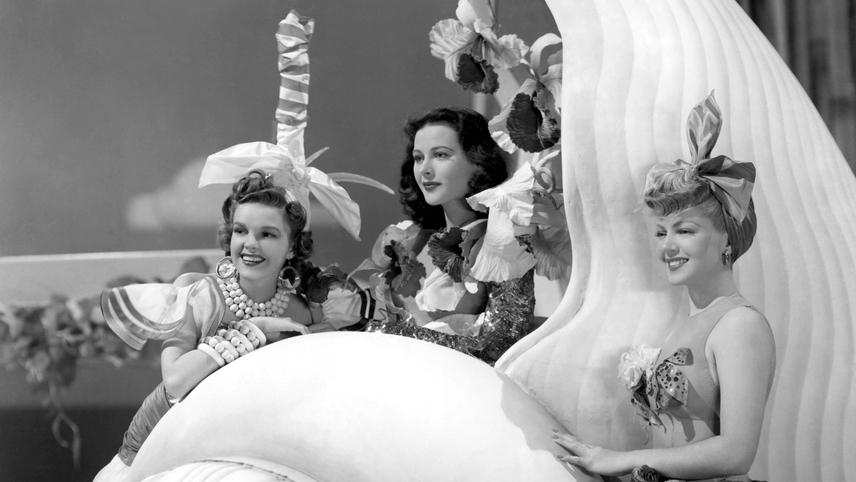 Les danseuses des Folies Ziegfeld