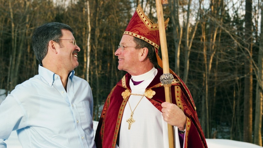 Love Free or Die: How the Bishop of New Hampshire is Changing the World