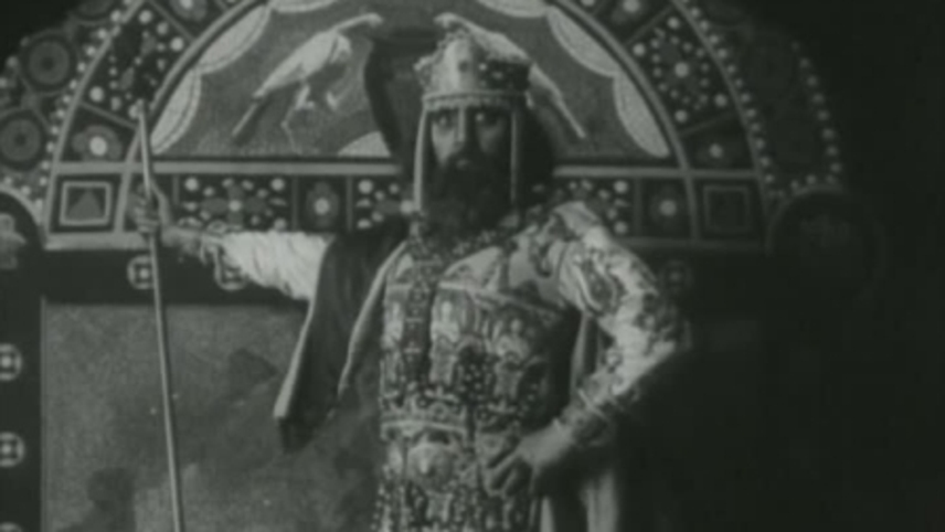 The Agony of Byzance