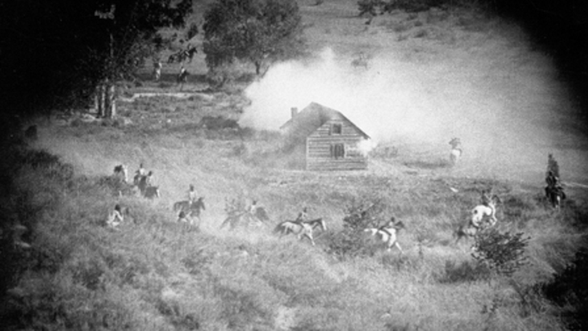 The Battle at Elderbush Gulch