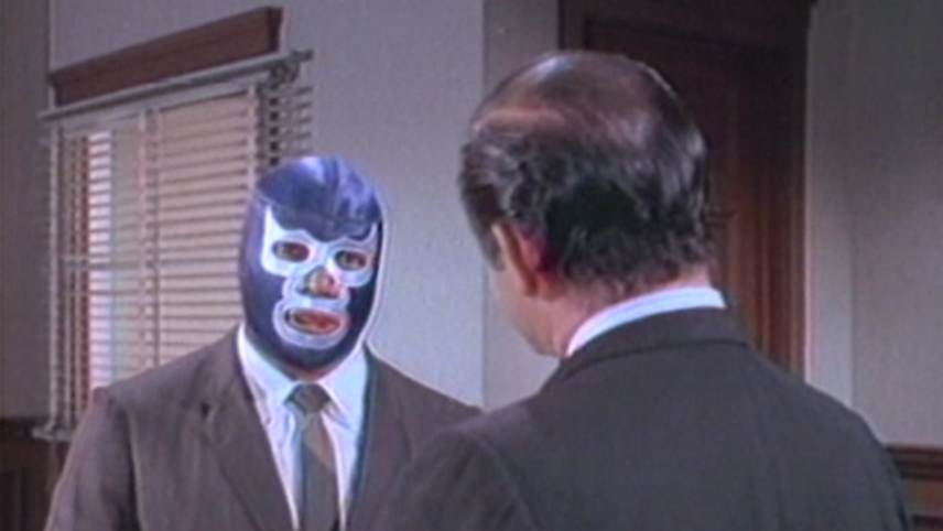 Blue Demon contra las Invasoras