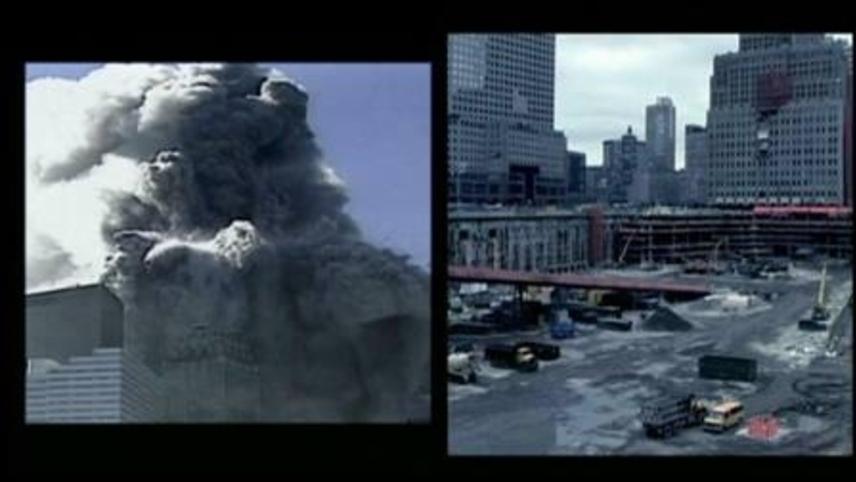 Towering Ambitions: Dan Cruickshank at Ground Zero