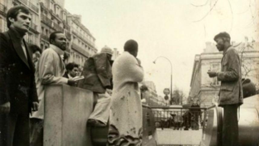 Les princes noirs de Saint-Germain des Prés