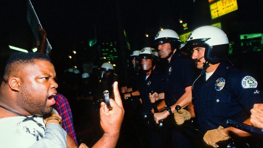 Uprising: Hip Hop & The LA Riots
