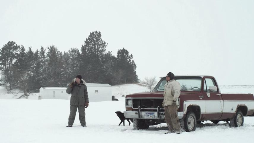A Short Film About Ice Fishing