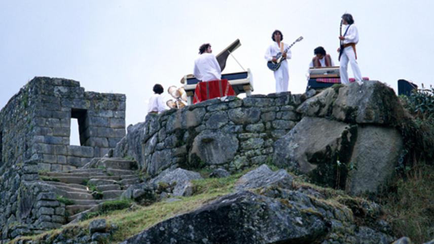 Heights of Macchu Picchu