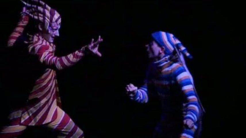 Cirque du Soleil: Koozå