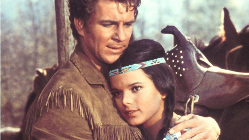Winnetou and the Half-Blood Apanatschi