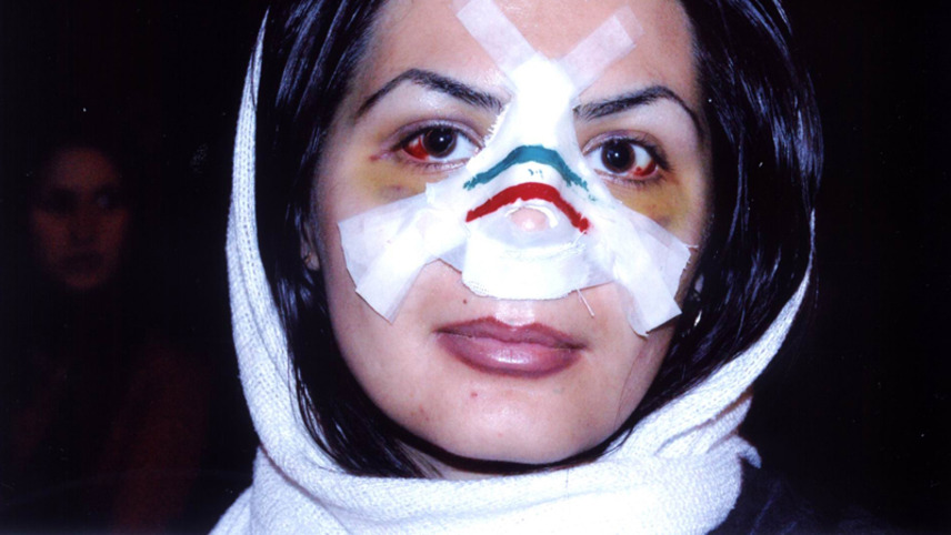 Nose Iranian Style