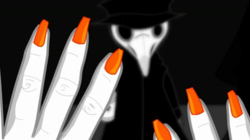 The Black Halloween