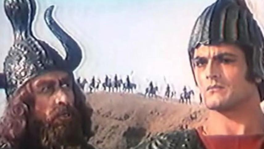 Rustam and Suhrab