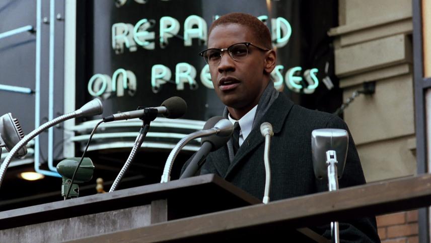 Malcolm X (película)