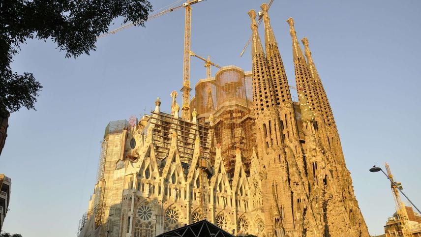 Sagrada – The Mystery Of Creation