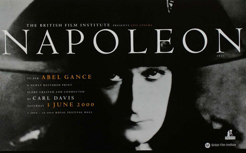"movie poster of the week abel gance s ""napoleon"" on notebook mubi"
