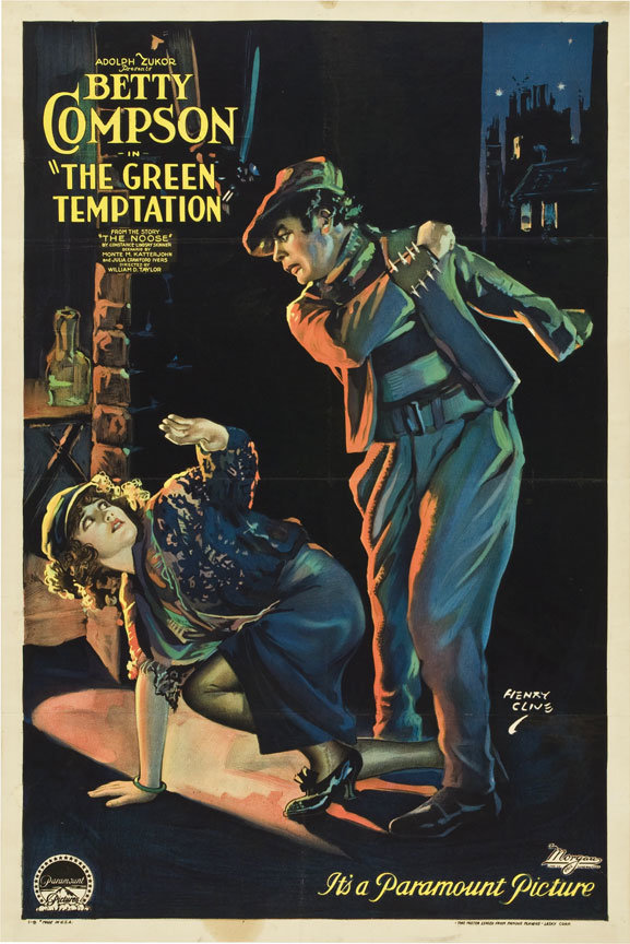 The Green Temptation poster