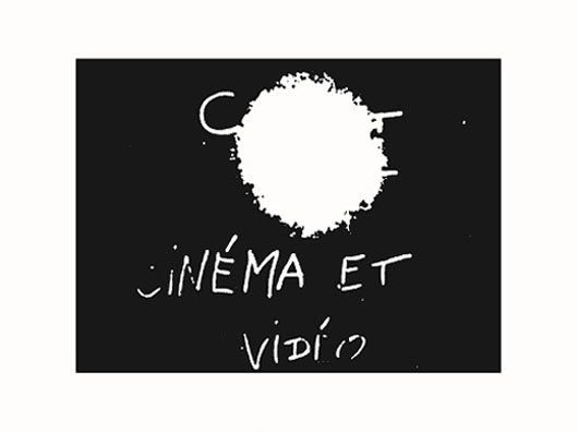 Cinéma et vidéo
