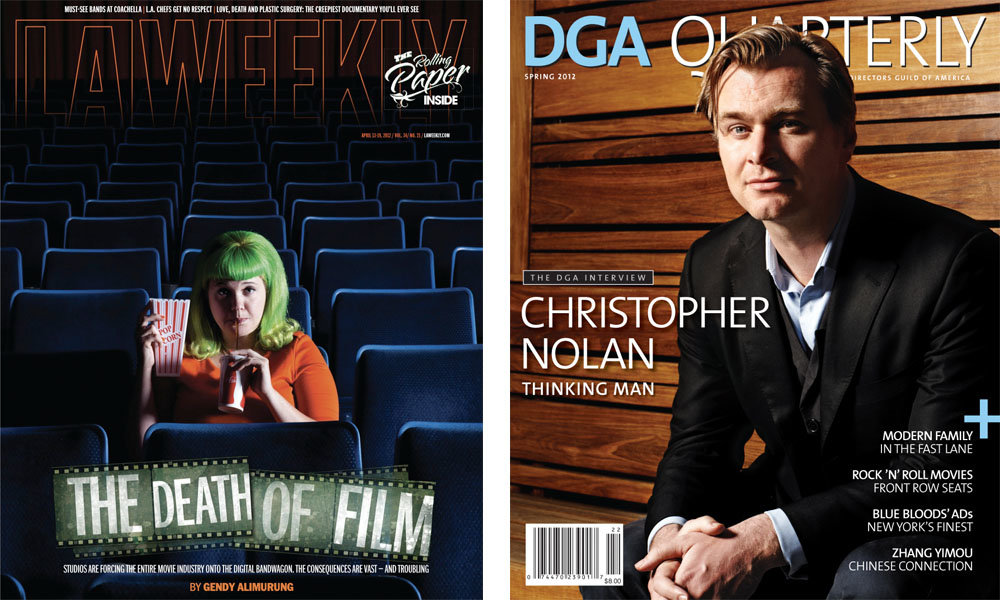 LA Weekly and DGA Quarterly