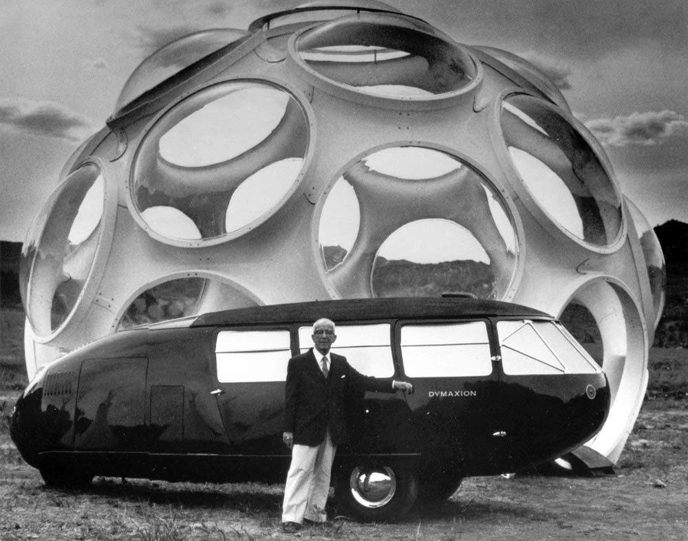 The Love Song of R Buckminster Fuller