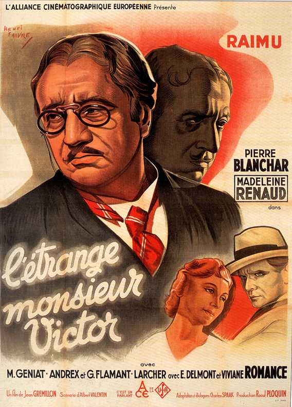 Movie Poster Of The Week Jean Gr 233 Millon S Remorques And