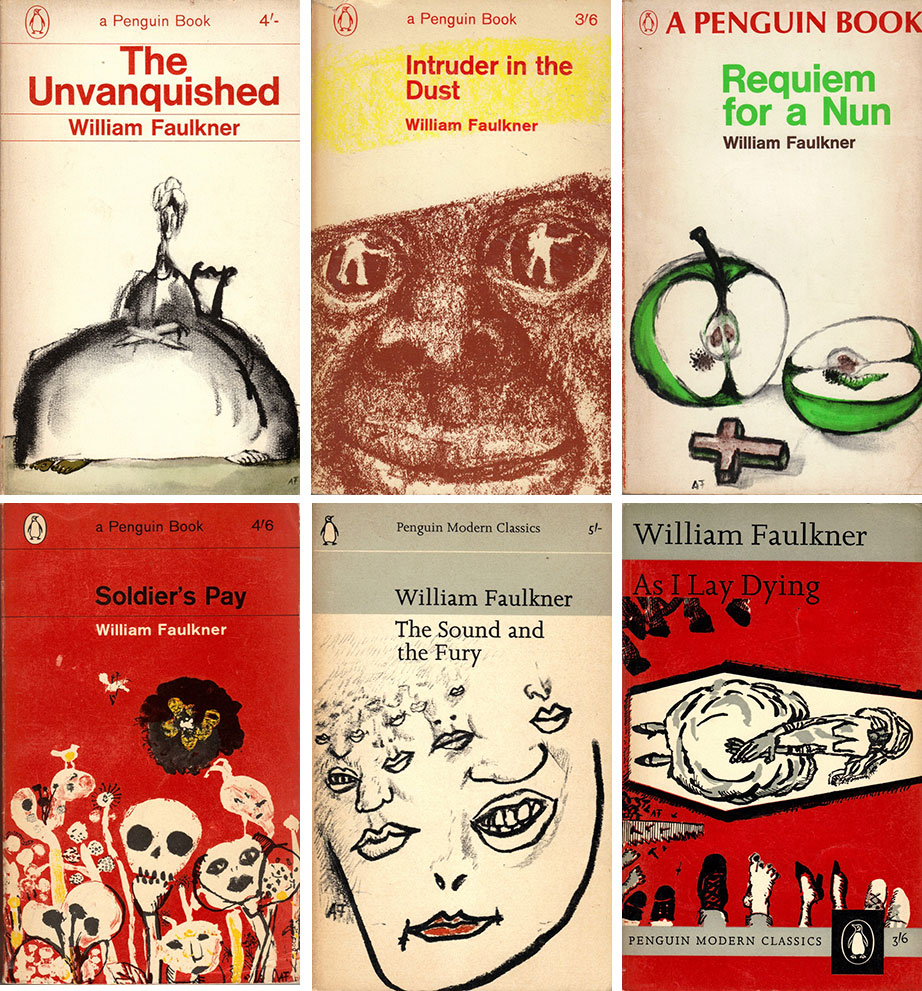 Penguin Book Cover Prints : Movie poster of the week posters andré françois on