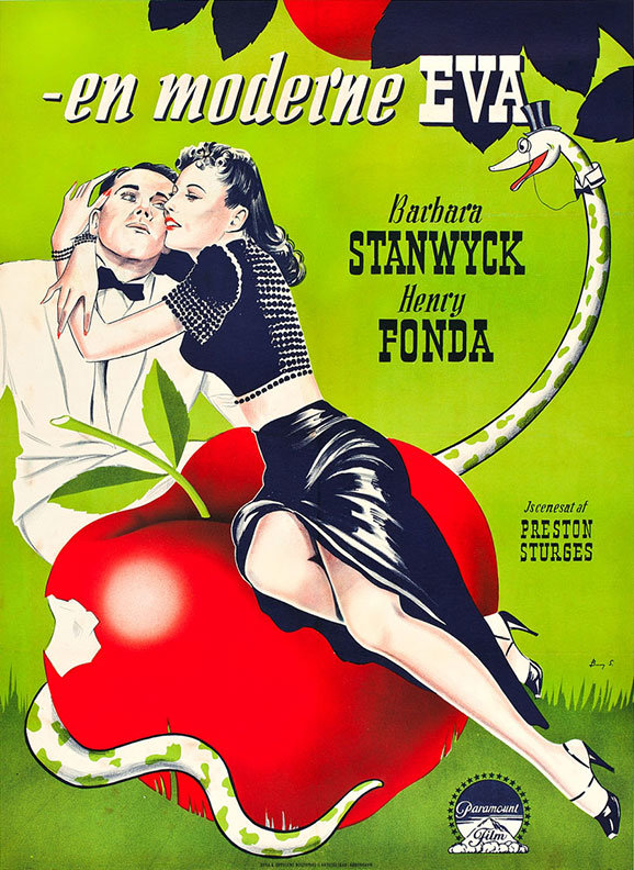 Movie Poster Of The Week The Posters Of Barbara Stanwyck -9575